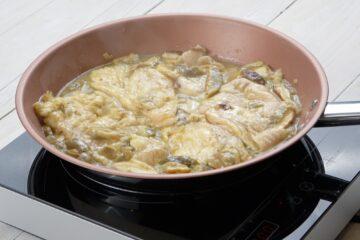 Ricetta Petto Di Pollo Ai Funghi Preparazione 6