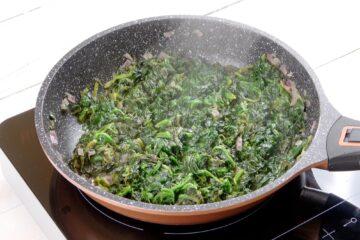 Ricetta Risotto Asparagi Robiola Preparazione 3