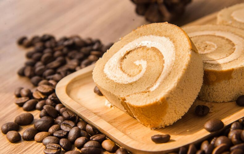 Ricetta Rotolo Di Crema Al Caffe
