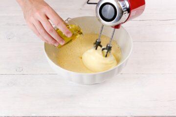 Ricetta Torta Cocco Miele Preparazione 2