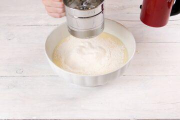 Ricetta Torta Cocco Miele Preparazione 4