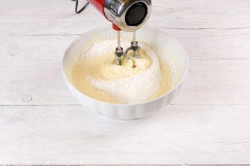 Ricetta Torta Cocco Miele Preparazione 5