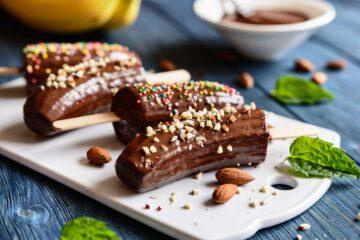 Ricetta Banane Al Cioccolato