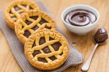 Ricetta Crostatine Alla Nutella