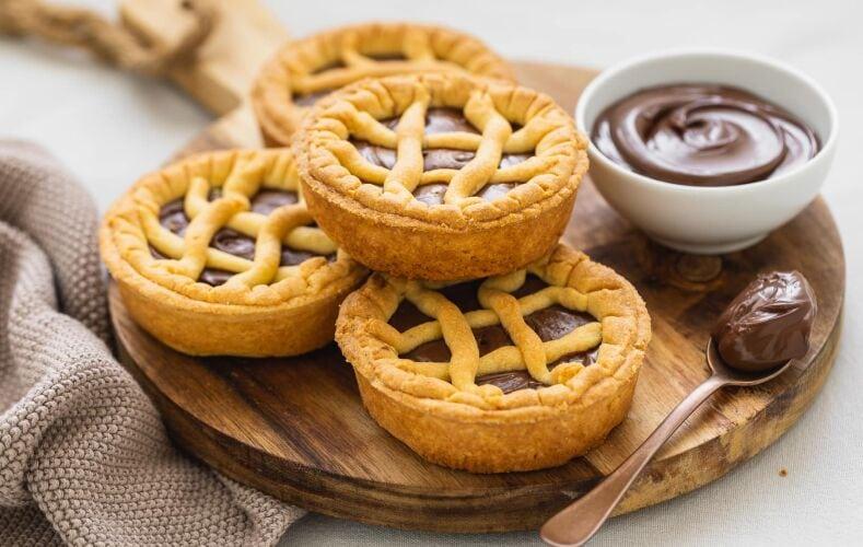 Ricetta Crostatine Alla Nutella Fatte In Casa