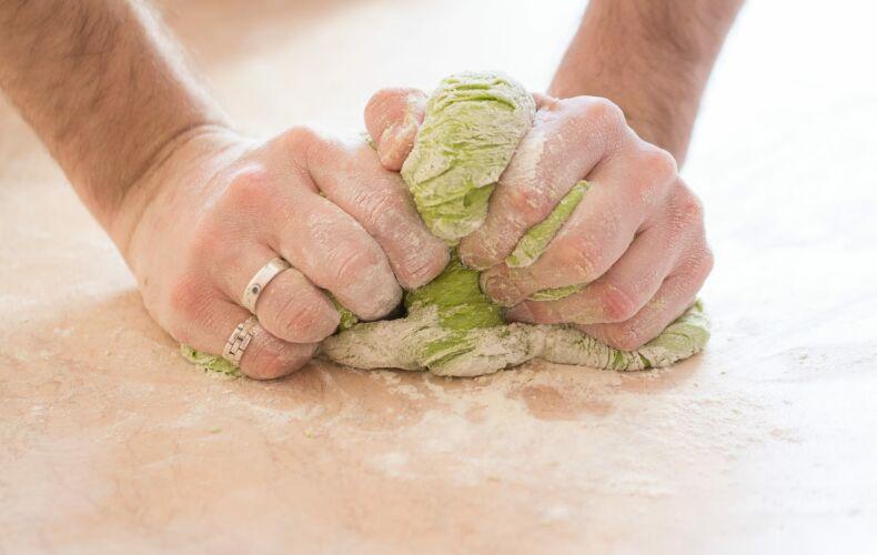Impastare Pasta Lasagne