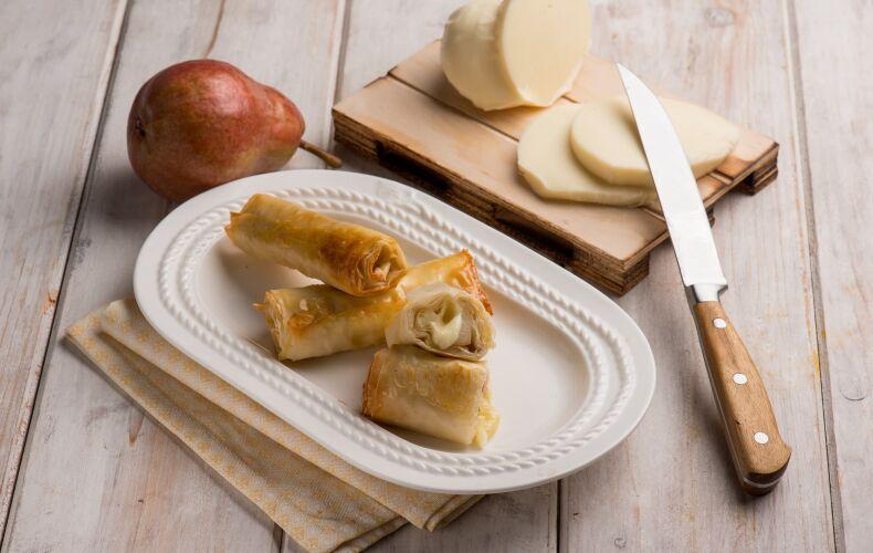 Ricetta Involtini Di Pasta Fillo Pere E Formaggio