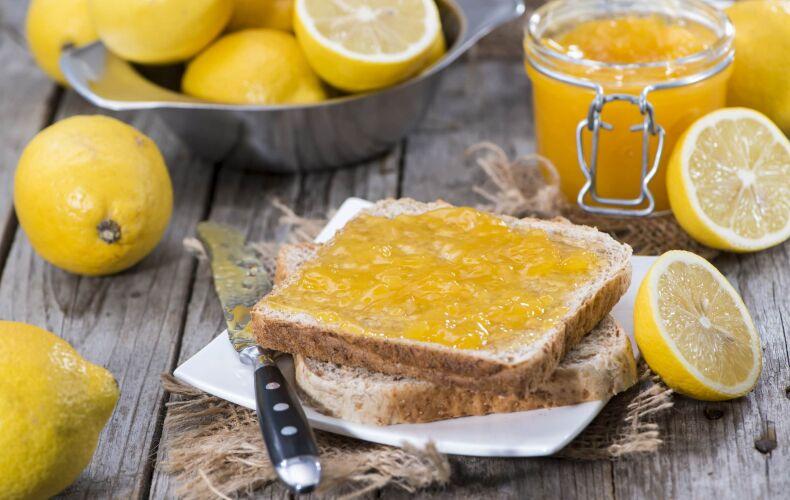 Ricetta Marmellata Con Limoni