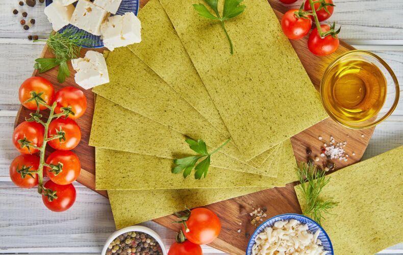 Sfoglia Per Lasagne Ricetta Emiliana