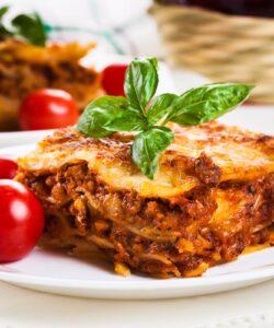 Ricetta Lasagne Vegane Con Ragu Di Lenticchie