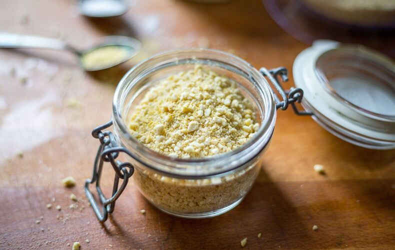 Ricetta Parmigiano Vegano