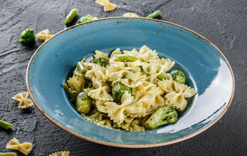 Ricetta Pasta Broccoli Fagiolini E Cavoletti