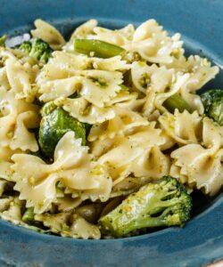 Ricetta Pasta Con Broccoli Fagiolini E Cavoletti