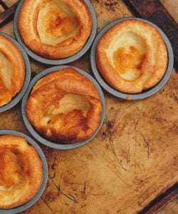 Ricetta Yorkshire Pudding