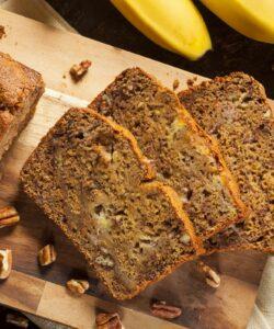 Ricetta Banana Bread Light