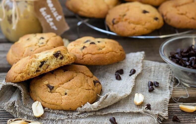 Ricetta Biscotti Con Farina Di Lenticchie E Cioccolata