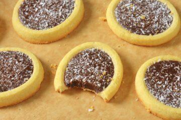 Ricetta Biscotti Nutella E Cocco