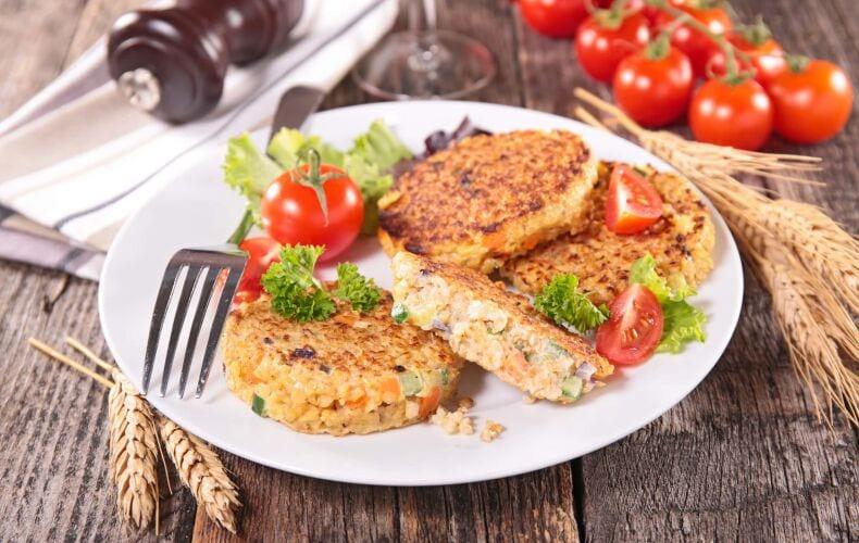 Ricetta Burger Vegetali Quinoa E Verdure