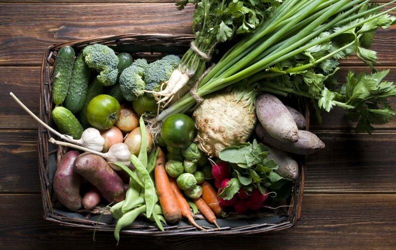Frutta E Verdura Di Stagione Di Febbraio