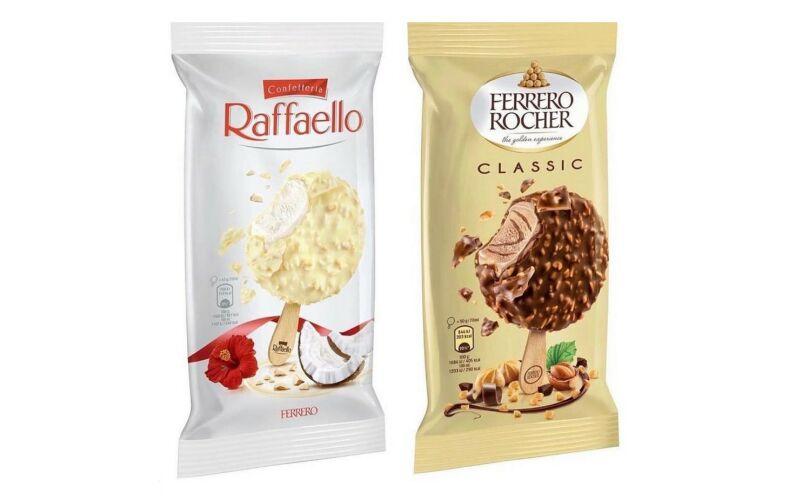 Gelati Ferrero 2021 Francia