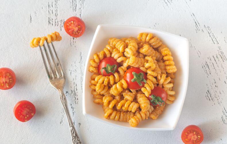 Ricetta Pasta Pesto Di Pomodori Secchi E Ricotta