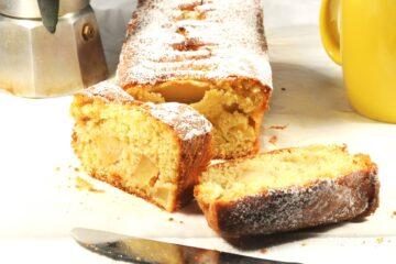 Ricetta Plumacake Di Mele Fit