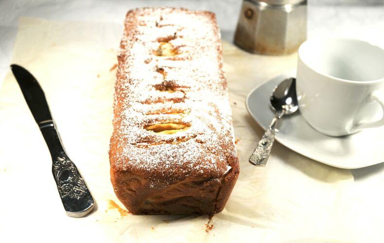 Ricetta Plumcake Di Mele Fit