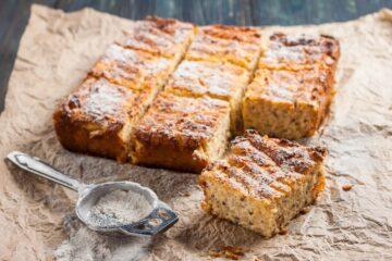 Ricetta Torta Di Quinoa