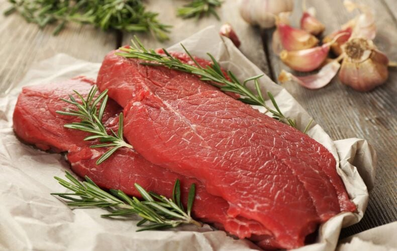 Aumentare La Massa Carne Di Manzo