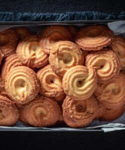 Ricetta Biscotti Danesi