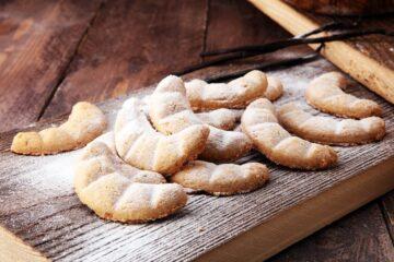 Ricetta Biscotti Spicchi Di Sole