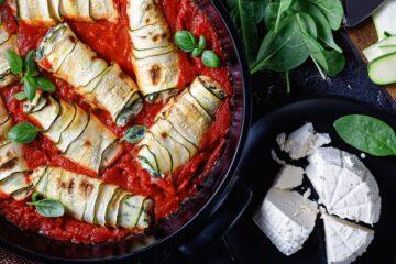 Ricetta Cannelloni Di Zucchine E Ricotta