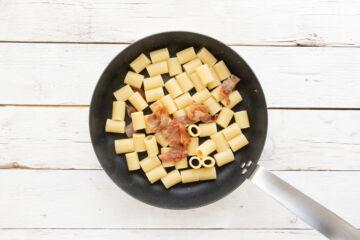 Ricetta Pasta Ricotta Noci Prosciutto Crudo 6