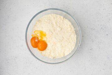 Ricetta Torta Cremona Step 2