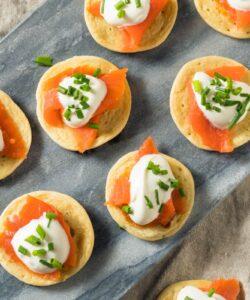 Ricetta Pancakes Salati
