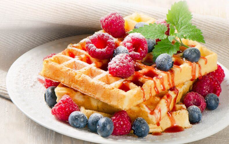 Ricetta Waffles Proteici