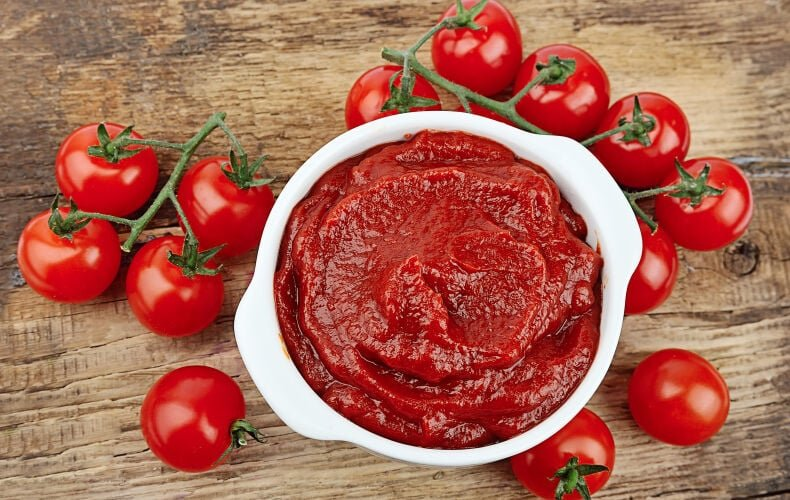 Ricetta Concentrato Di Pomodoro Fatto In Casa