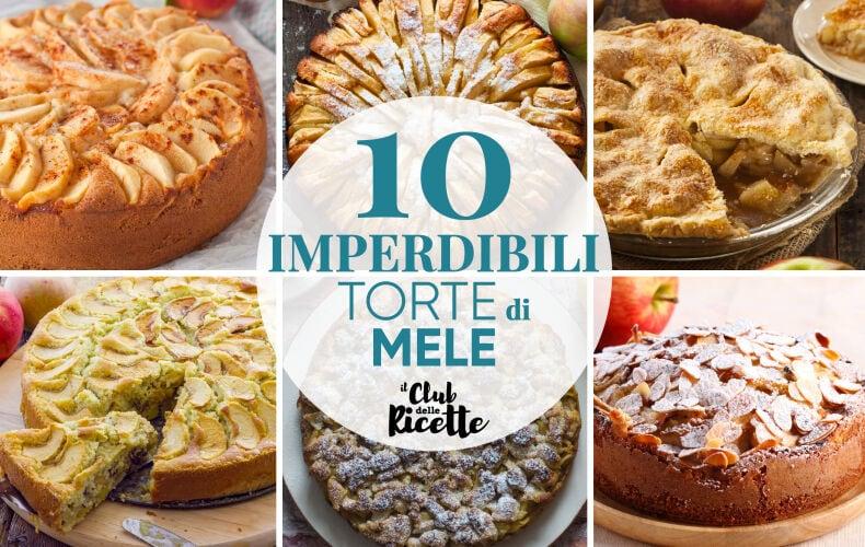 Migliori Ricette Per Torta Di Mele