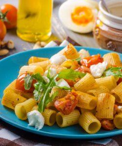 Ricetta Pasta Pomodoro E Mozzarella