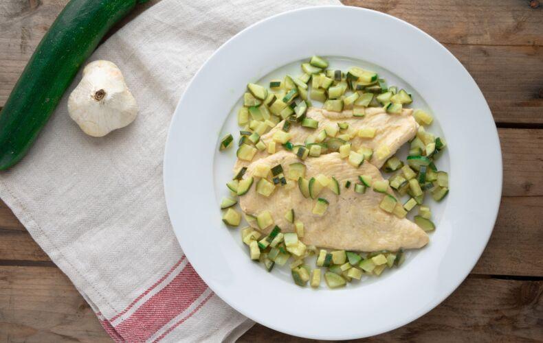 Ricetta Petto Pollo Alle Zucchine 12