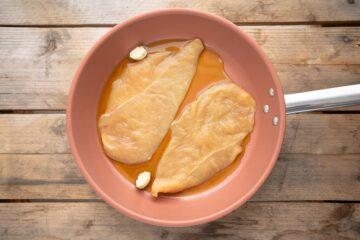 Ricetta Petto Pollo Alle Zucchine 2