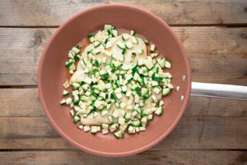 Ricetta Petto Pollo Alle Zucchine 4
