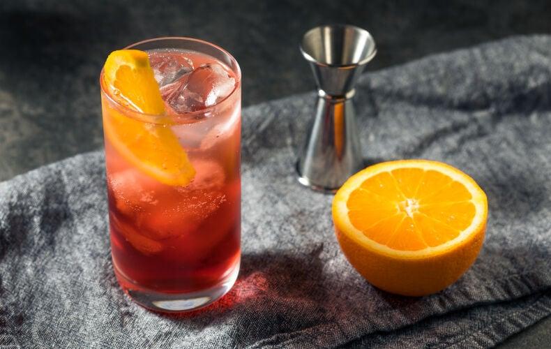 Ricetta Americano Cocktail
