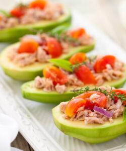 Ricetta Avocado Ripieno Tonno E Pomodorini