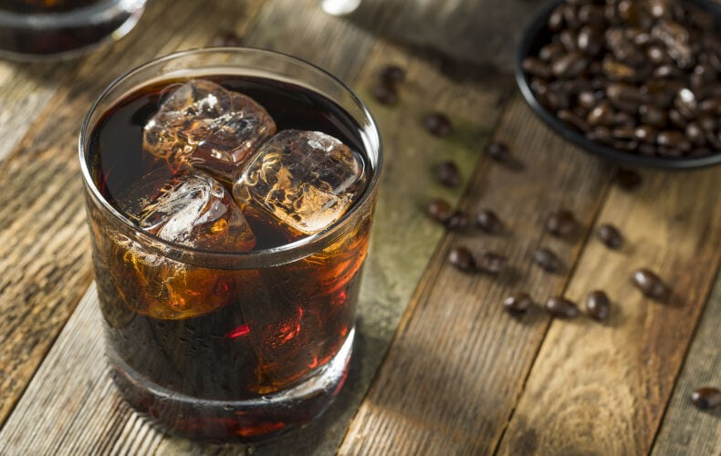 Ricetta Black Russian Cocktail