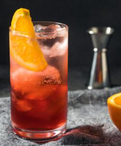 Ricetta Cocktail Americano