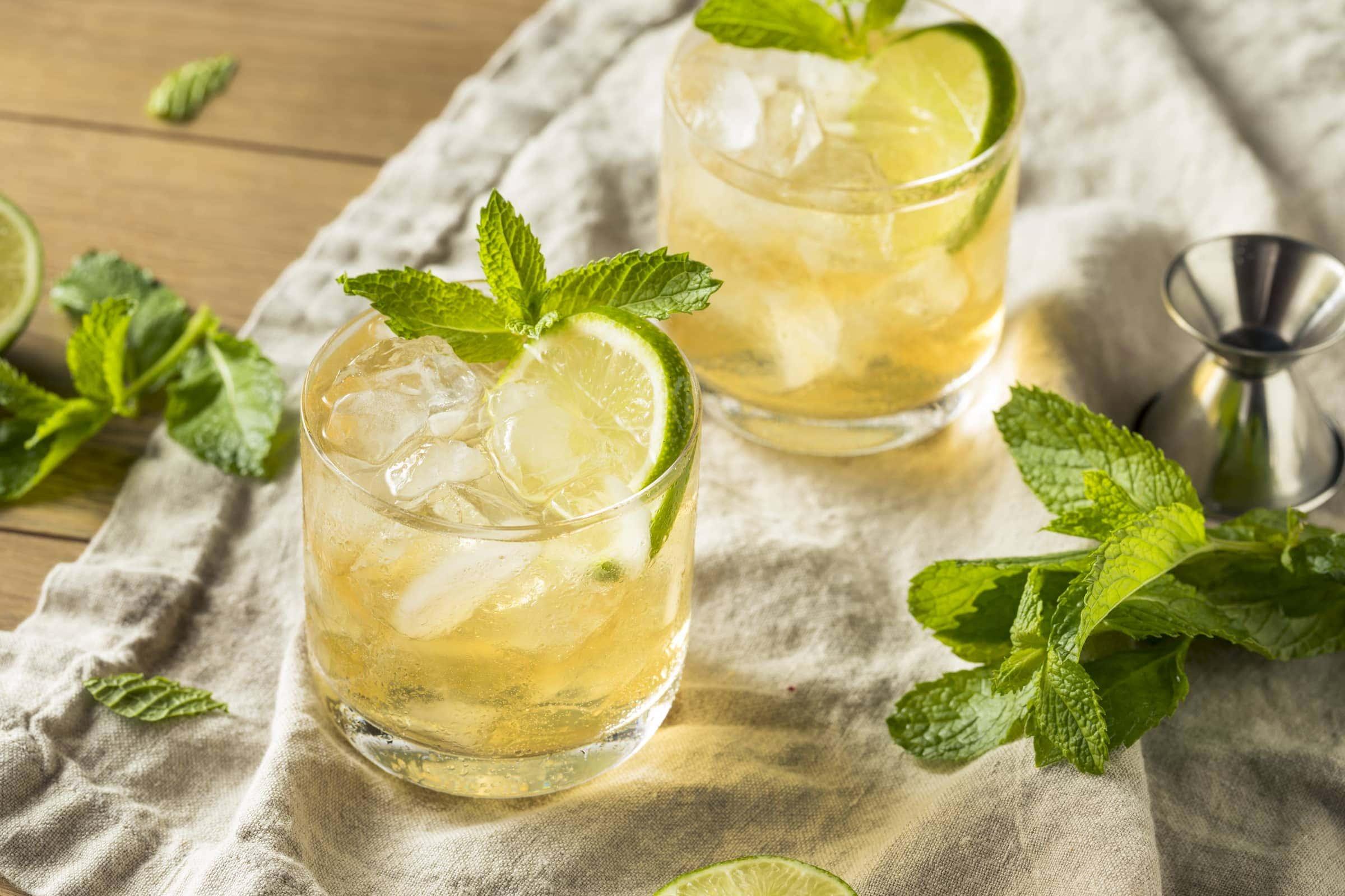 Ricetta El Burro Cocktail