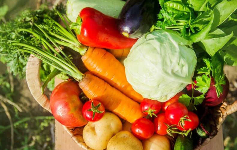Frutta Verdura Di Luglio
