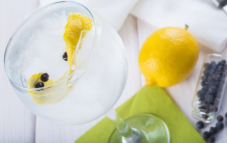 Ricetta Gin Ronic Originale