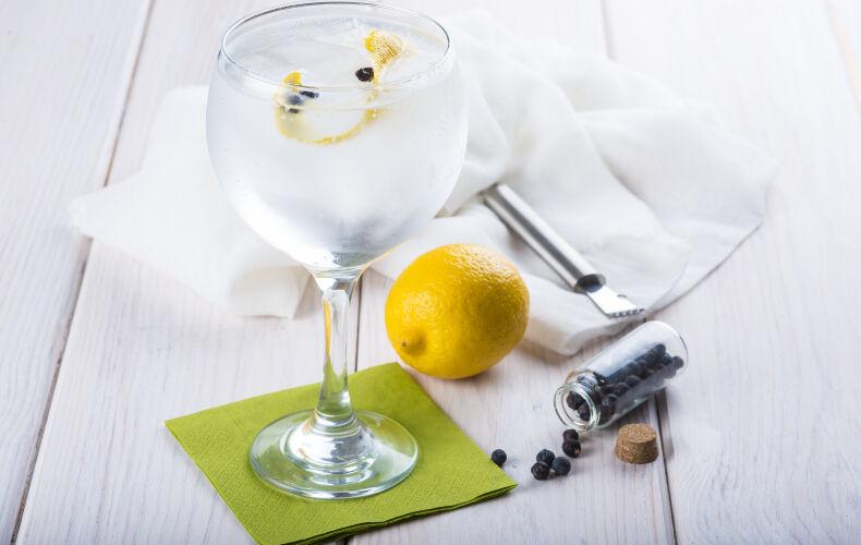 Ricetta Gin Tonic